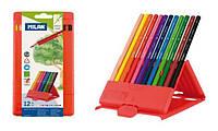 Цветные карандаши. Цветная пастель.