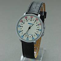 Часы Ракета 24 часа наручные механические , фото 1