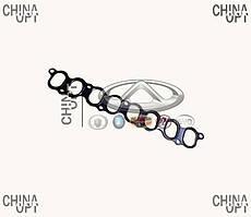 Прокладка впускного коллектора, 4D20, Great Wall Haval [H5], 1008013-ED01A, Original parts