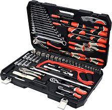 Набір інструменту для дому YATO 79 предметів (YT-38911)