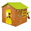 Детский игровой домик со столом и стулом Mochtoys 04, фото 3