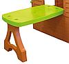 Детский игровой домик со столом и стулом Mochtoys 04, фото 2