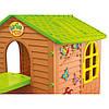Детский игровой домик со столом и стулом Mochtoys 04, фото 4