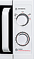 Мікрохвильова піч Liberton LMW-2075M 20 л., фото 2