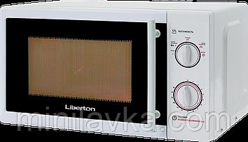 Мікрохвильова піч Liberton LMW-2076M 20 л.