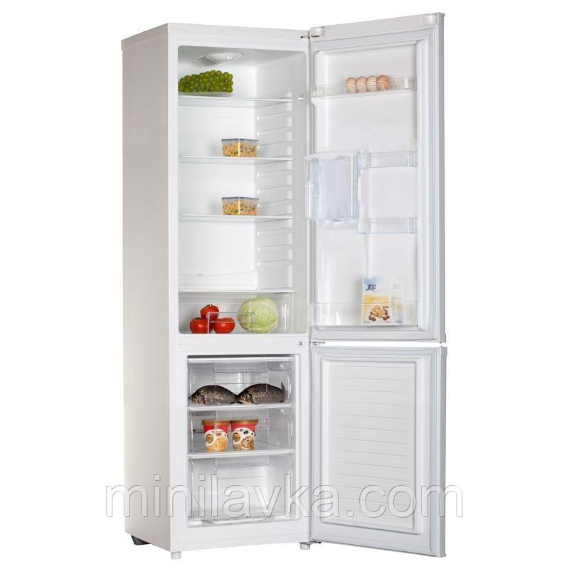 Холодильник Liberton LRD 180-270SMD 270 л. -18°С двухкамерный