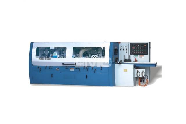Четырехсторонний строгальный станок QMB 423A QCM, фото 2
