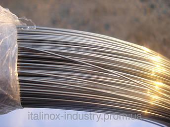 Нержавеющая проволока AISI 304 1,6 мм мягкая, фото 2