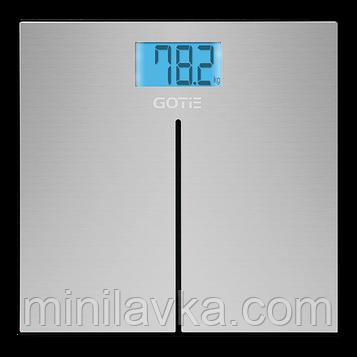 Весы напольные электронные GOTIE GWP-100 до 150 кг.