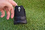 Детские кроссовки сетка  Adidas Yeezy 700 Black адидас черный, копия, фото 8