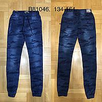 Джинсовые брюки на мальчиков оптом, Grace, 134-164 рр, фото 1
