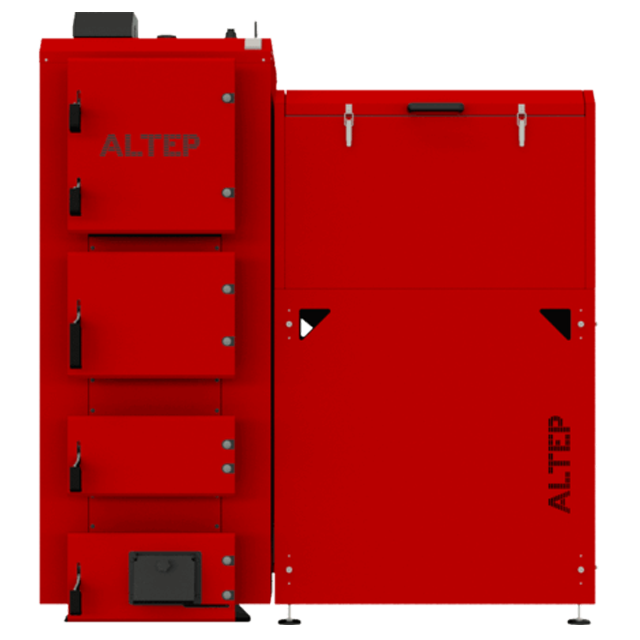 Котел с автоматической подачей топлива Duo Pellet (КТ-2ЕSH) 95 кВт