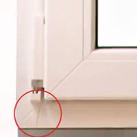 Ремонт профиля ПВХ оконного (дверного)