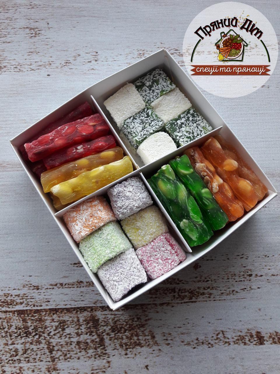 Набір східних солодощів Рахат-Лукум