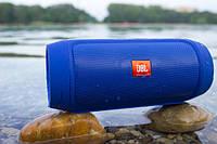 Колонка JBL CHARGE 4 портативная + встроенный Power Bank 2400mAh синий Replika, фото 1