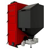 Котел на пеллетах с автоматической подачей топлива Альтеп Duo Pellet N (КТ-2ЕSHN) мощностью 15 кВт, фото 3