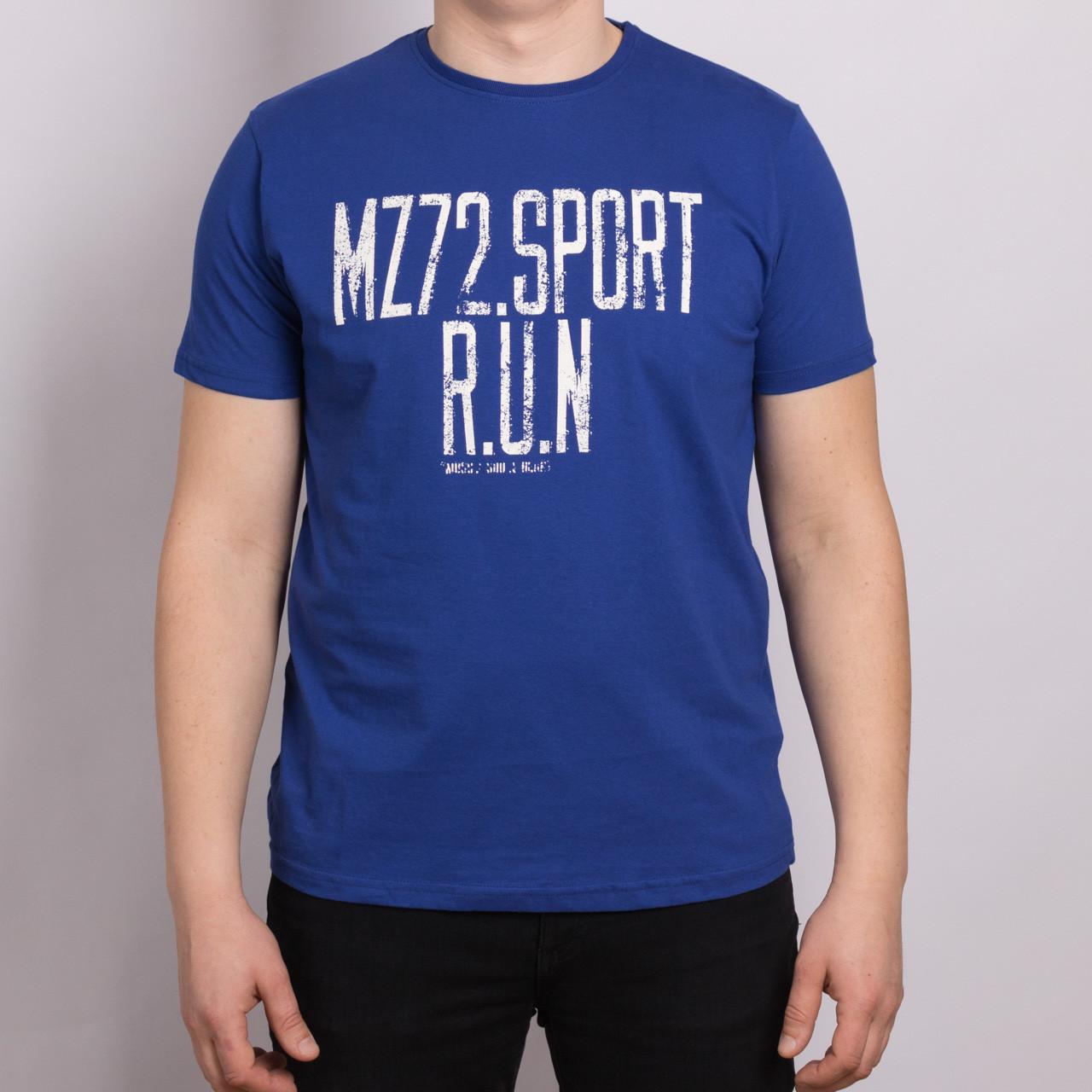 Футболка мужская MZGZ THEPHIL MAZARINE (SAKS)