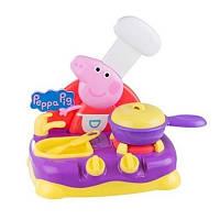 Игровой набор Peppa Pig Кухня Пеппы со звуковыми эффектами