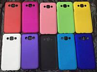 Пластиковый чехол для Samsung Galaxy E5 E500H/DS (10 цветов)