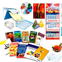 Печать листовок буклетов