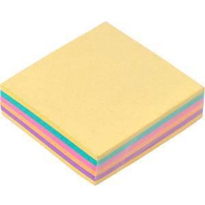 Блок 200 листов 80×80 мм цветной «Коленкор», фото 2