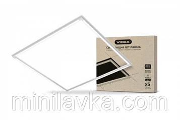 LED панель ART VIDEX 40W 4100K 220V (VL-PA404W)