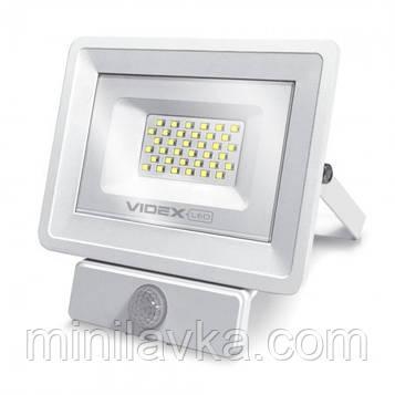 LED прожектор VIDEX 30W 5000K 220V (VL-Fe-305W-S) Сенсорный