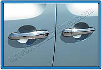 Накладки на ручки Mercedes Citan (2013+) (4 шт)