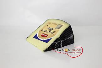 Полузрелый сыр Ронсеро семикурадо (Roncero semicurado)(овечье, козье, коровье молоко) Испания, 300 грамм.