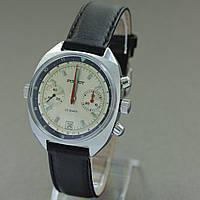 Poljot Полет часы хронограф 3133 СССР , фото 1