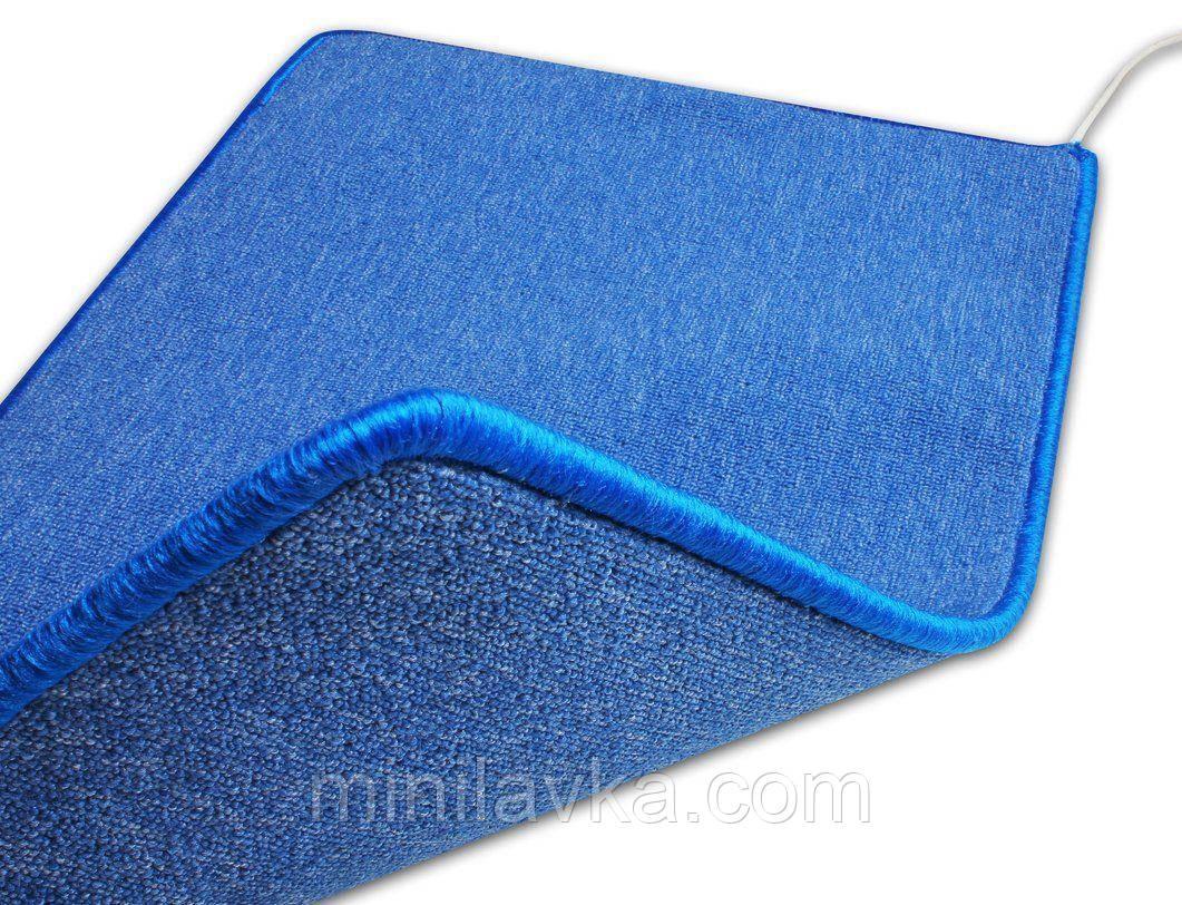Коврик с подогревом SolraY CS5383 - 53 x 83 cм синий