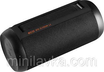 Bluetooth колонка ECG BTS L1 black