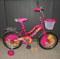 Детский двухколесный велосипед Mustang Winx 16 д