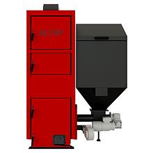 Твердотопливные котлы на пеллетах Альтеп Duo Pellet N (КТ-2ЕSHN) 15-250 кВт.