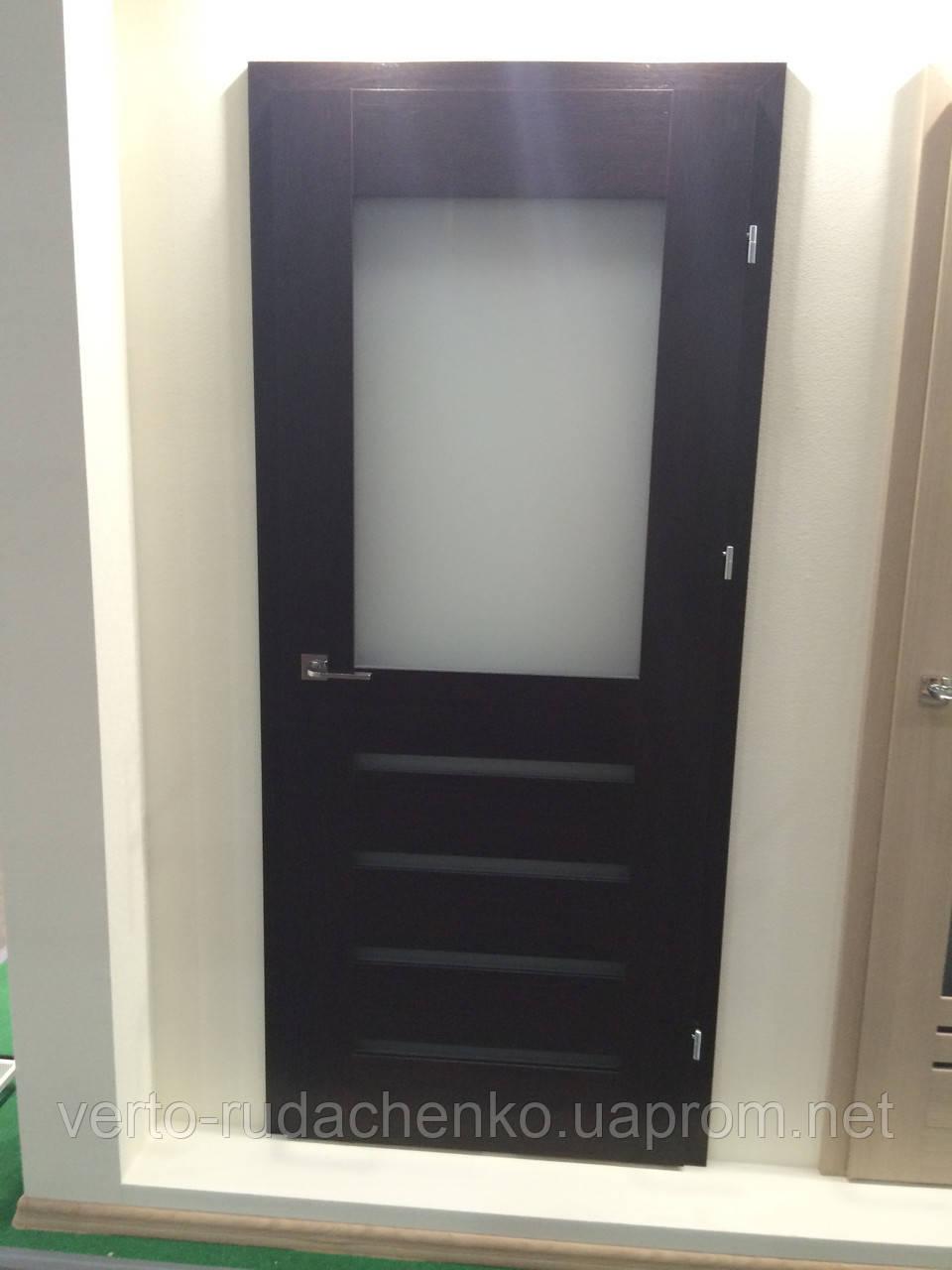 Двери Verto Лада-Нова 6А.5 цвет Кора дуб «Verto LINE-3D»