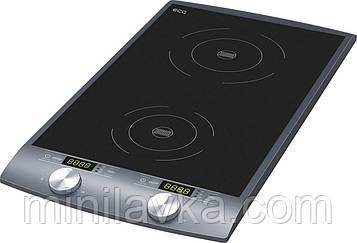 Индукционная плита ECG IV 29 2 комфорки 2900 Вт