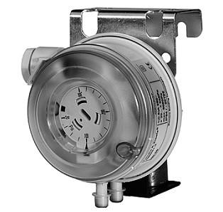 Датчик перепада давления воздуха Siemens QBM81-50