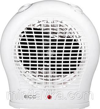 Тепловентилятор ECG TV 30 white 2000 Вт