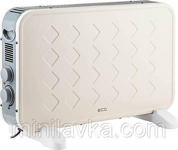 Конвектор ECG TK 2030 T white 2 уровня 2000 Вт