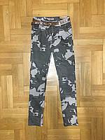 Котоновые брюки для девочек Grace 134-164 р.р.