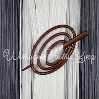 Заколка для штор нитей Овал Престиж №14 Шоколадный