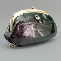 Косметичка кожаная женская хамелеон Christian Dior 916-10716