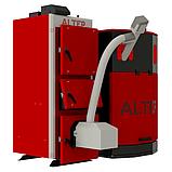Котлы пеллетные с автоматической подачей ALtep Duo Uni Pellet (КТ-2ЕPG) мощностью 27 кВт, фото 2