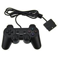 Джойстик PS2 проводной, джойстик для PS2 GamePad DualShock Sony PlayStation 2, игровой джойстик PR3