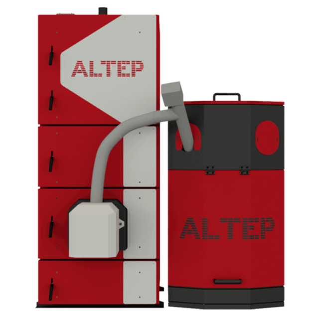 Пеллетные котлы с автоматической подачей ALtep Duo Uni Pellet (КТ-2ЕPG) мощностью 50 кВт