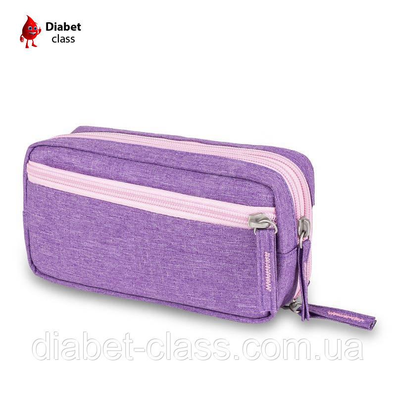 Сумка для инсулина DIABETIC`S (фиолетовая)