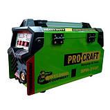 Сварочный аппарат инверторный полуавтомат ProCraft SPH-310 MIG+MMA (2 в 1), фото 7
