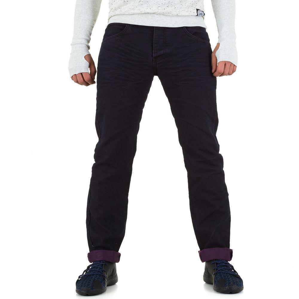 Джинсы мужские Wangue Jeans (Европа), Фиолетовый
