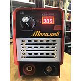 Инверторный сварочный аппарат Могилёв СМ-300 (дисплей + кейс), фото 2