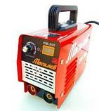 Инверторный сварочный аппарат Могилёв СМ-300 (дисплей + кейс), фото 6